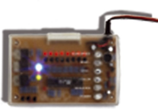 Newsound Afstandsbediening voor 7-kleuren LED set