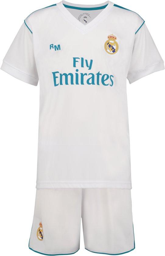 Real Madrid Ronaldo voetbaltenue Home (Maat: 140)