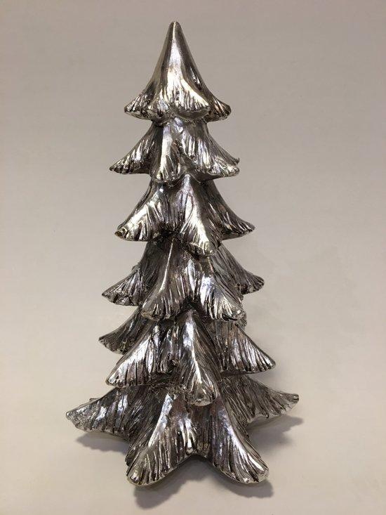 Bol Com Kerstboom Zilverkleurig 30 Cm