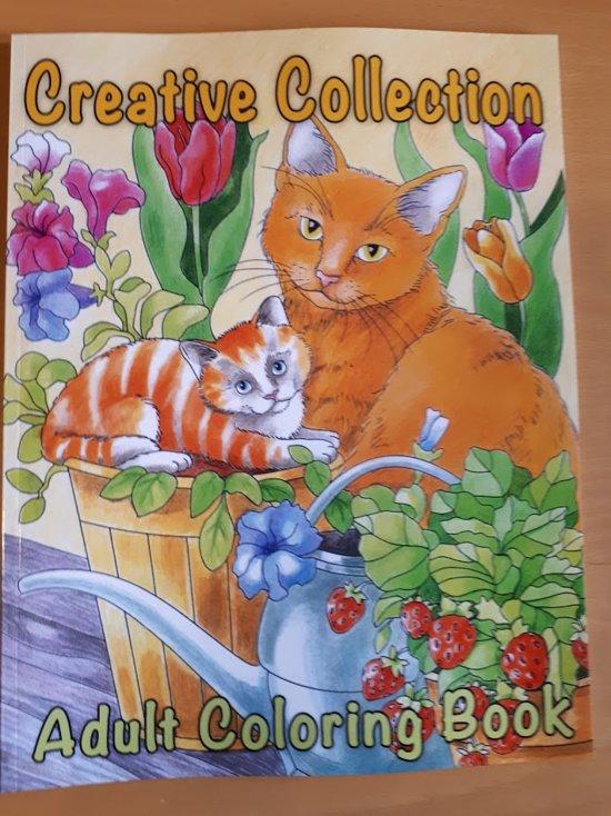 Afbeelding van Creative Collection: Adult Coloring Book