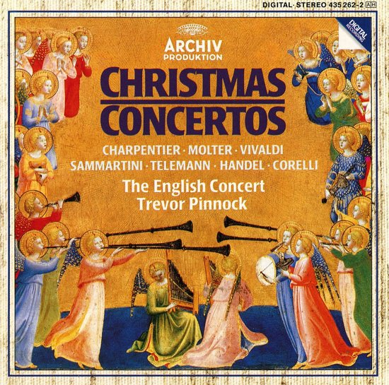 Christmas Concertos / Trevor Pinnock, The English Concert