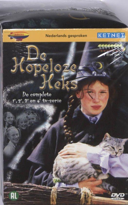 De Hopeloze Heks - De Complete Serie (Seizoen 1 t/m 4)
