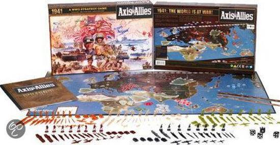 Axis & Allies 1941 - Bordspel