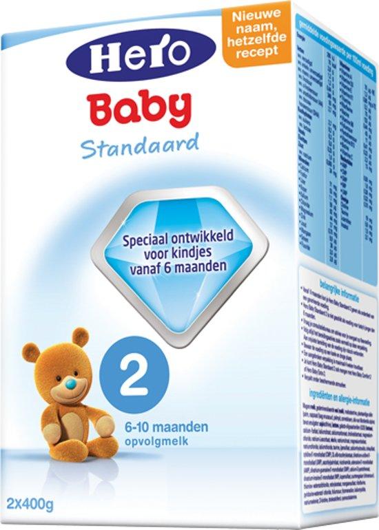 Hero Baby 2 Standaard 6-10 Maanden