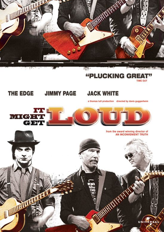 it might get loud documentary muziek. Black Bedroom Furniture Sets. Home Design Ideas
