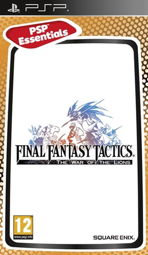 Final Fantasy Tactics: The War Of The Lions (Essentials)