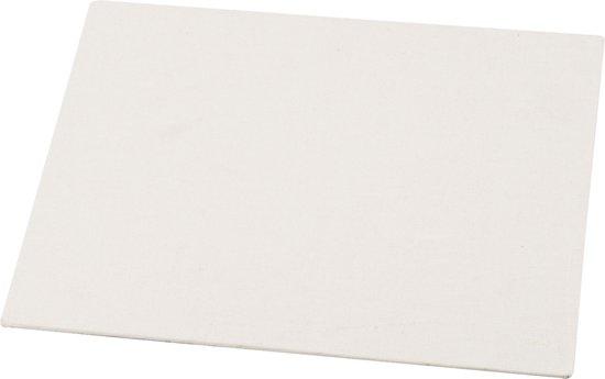 Canvas Paneel, afm 18x24 cm, 10 stuks
