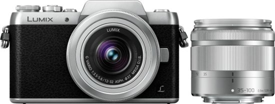 Panasonic LUMIX DMC-GF7 + 12-32mm + 35-100mm