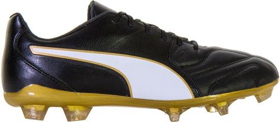 bd0263fb856 Puma Capitano II FG Voetbalschoenen Heren Sportschoenen - Maat 42.5 -  Mannen - zwart/wit
