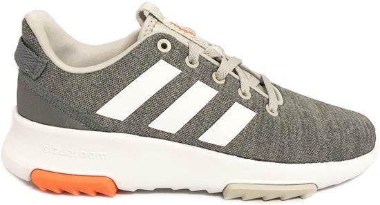 Grijze adidas Sneakers Cloudfoam Racer TR Kids Maat 33