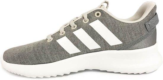 adidas cloudfoam racer sneakers grijs dames