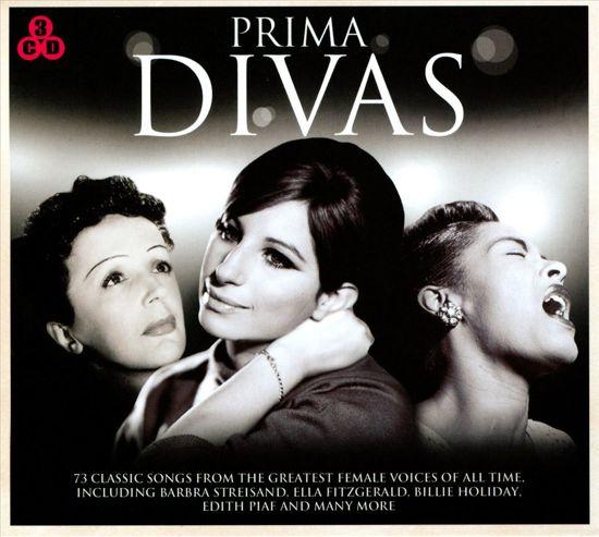 Various - Prima Divas