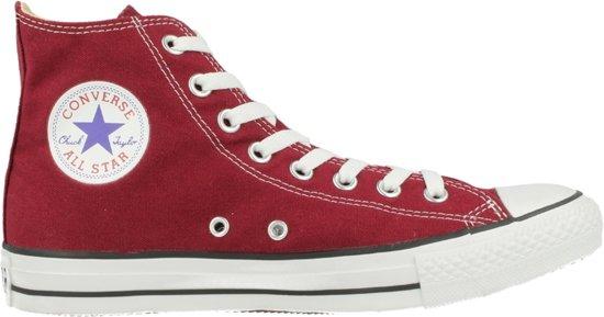 5d7ced26101 Vans All Star Hi Core M9613 - Sneakers - Unisex - Maat 44.5 - Donker Rood