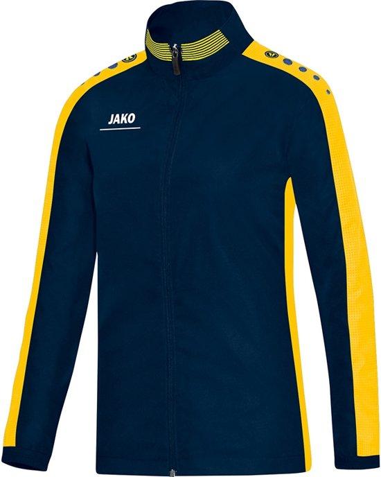 Jako Striker Dames Jack - Jassen  - blauw donker - 40