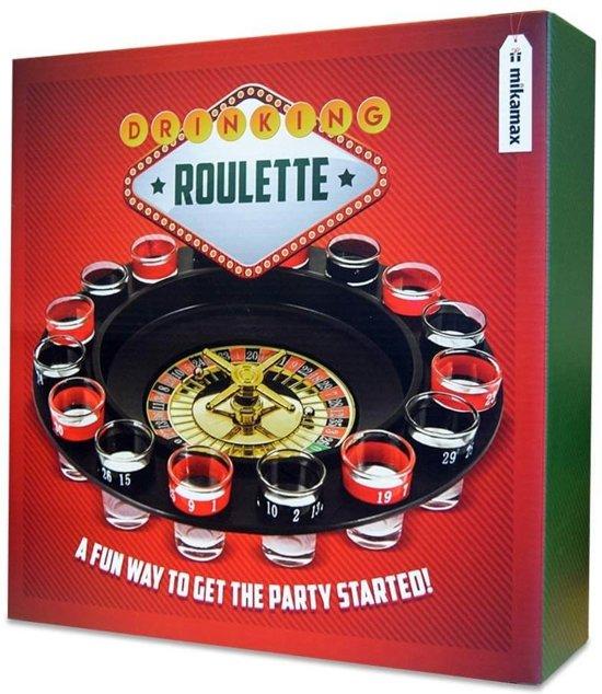Drinking Roulette - Drankspel