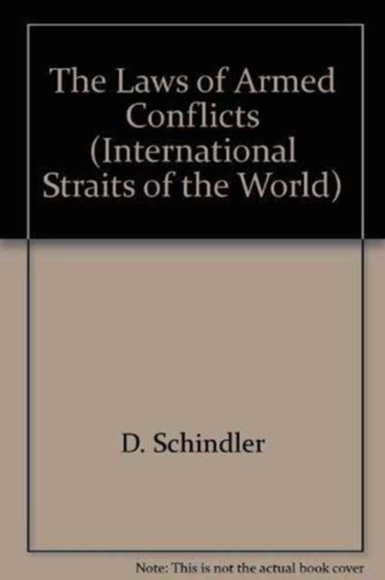 Laws of Armed Conflicts