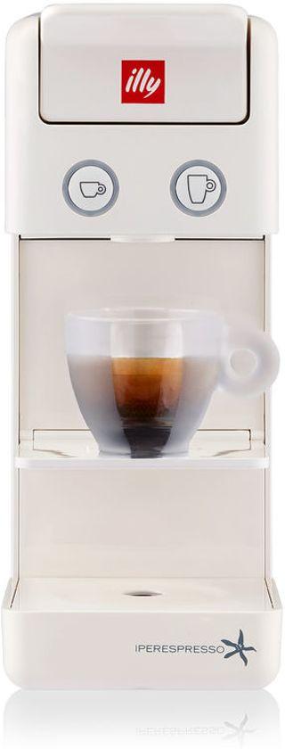 Illy Y3 Iperespresso Espressomachine Wit