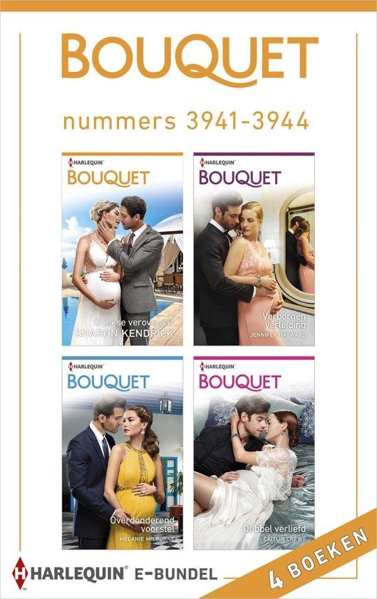 Bouquet e-bundel nummers 3941 - 3944