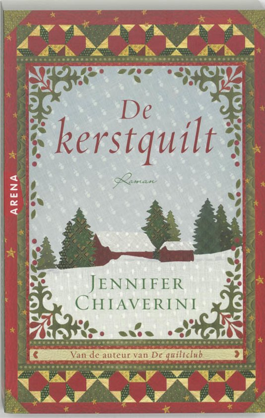 De Bruidsquilt Jennifer Chiaverini.Bol Com De Kerstquilt Jennifer Chiaverini 9789069747798 Boeken