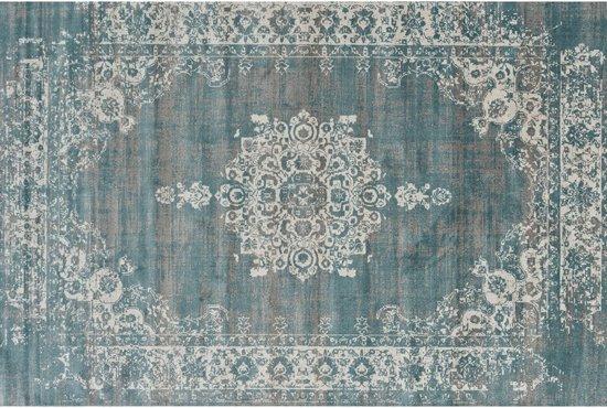 Vloerkleed Blauw Grijs : Bol home living by pd vloerkleed classic cm