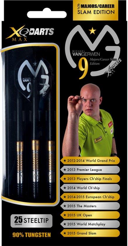 Michael van Gerwen 21 GR 'career slam' - 90% Tungsten
