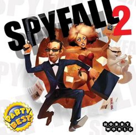 Afbeelding van het spel Spyfall 2 - Kaartspel - Engelstalig