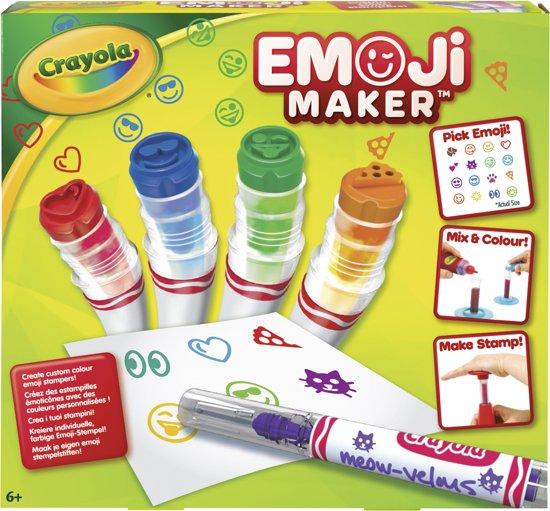 Crayola Emoji Maker - Knutselpakket