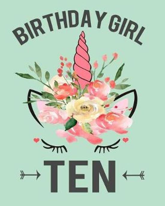 Birthday Girl Ten