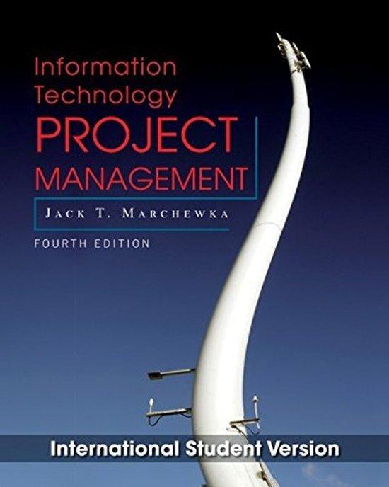 project management case studies 4th edition pdf