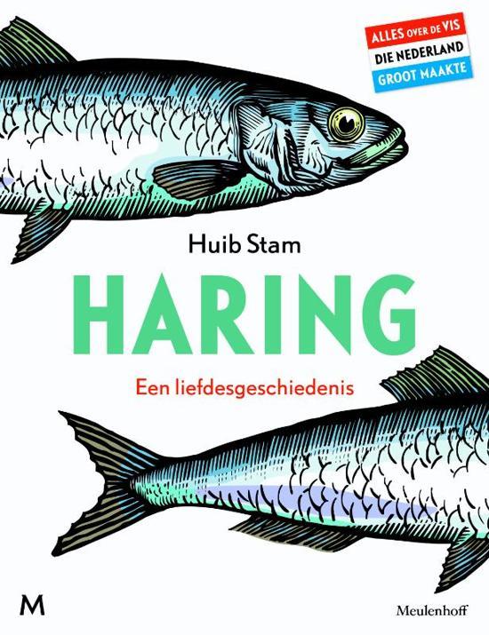 Cover van het boek 'Haring' van Huib Stam