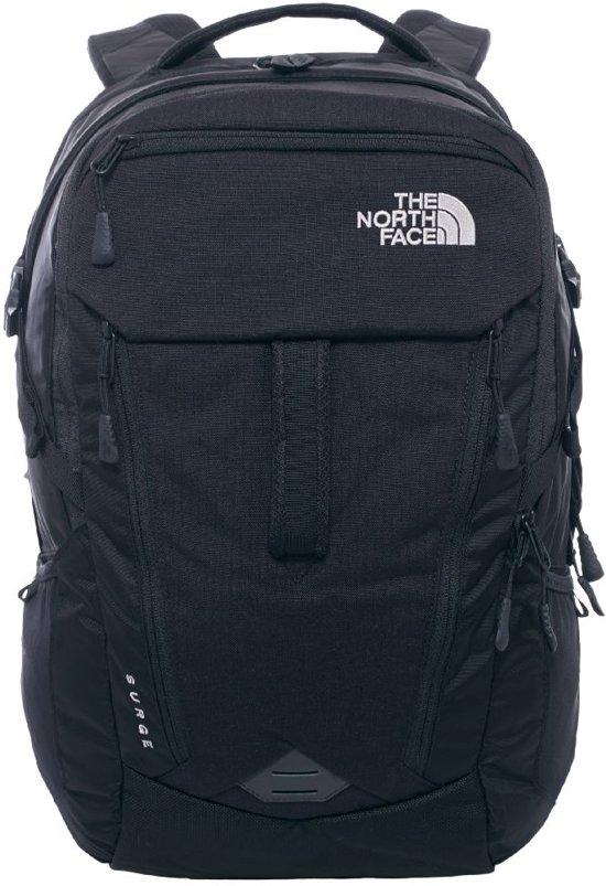 bol | the north face surge rugzak - tnf black