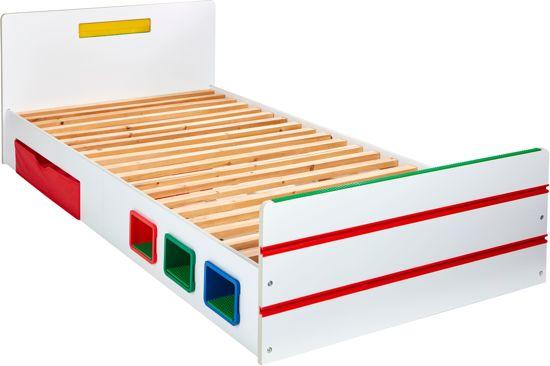 Bed Voor Kind.Bed Kind Room2build 200x96x60 Cm