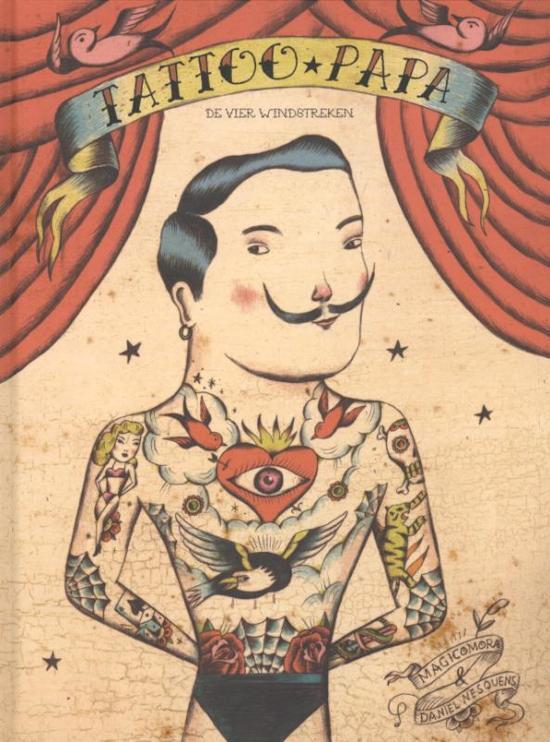 Bolcom Tattoo Papa Daniel Nesquens 9789051162936 Boeken