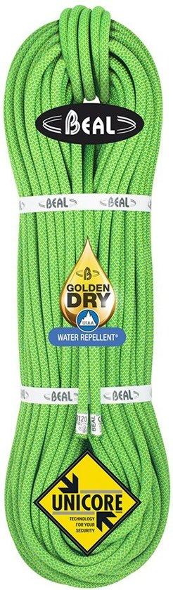 Beal Opera 8.5 Golden Dry enkel- dubbel en tweelingtouw Blauw 60 meter