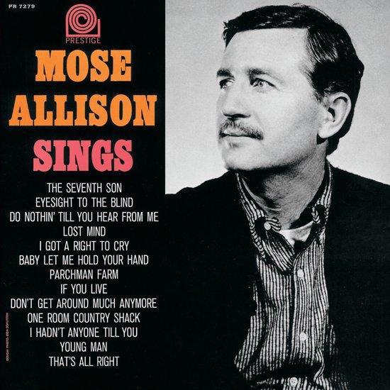 Mose Sings