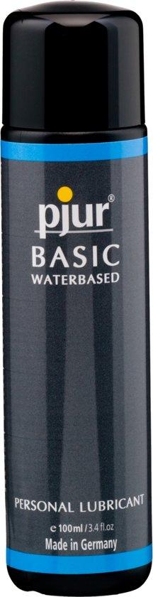 Pjur Basic Waterbased - 100 ml - Glijmiddel