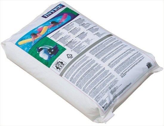 Intex Glasparels Voor Filterpomp 25 Kilo