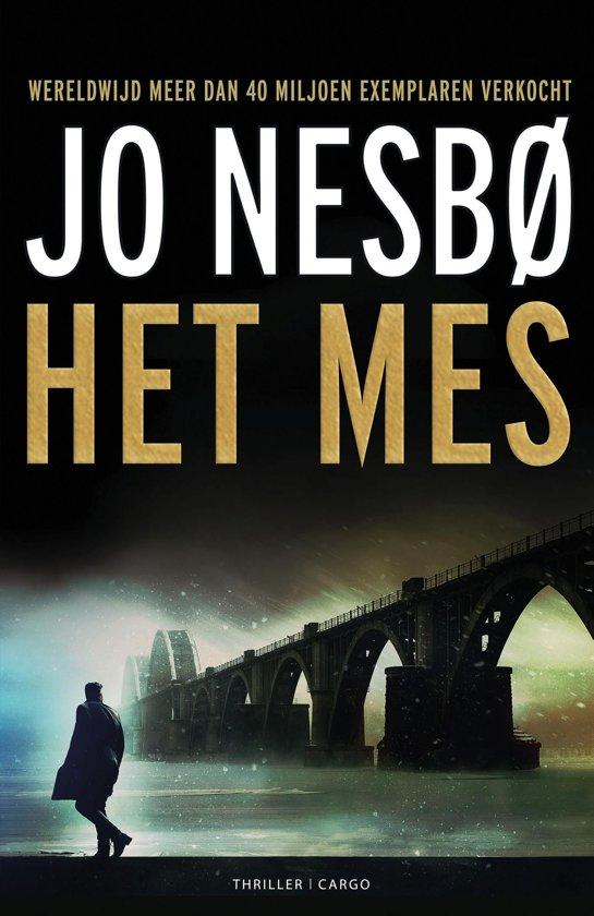 Boek cover Het mes van Jo Nesbo (Onbekend)