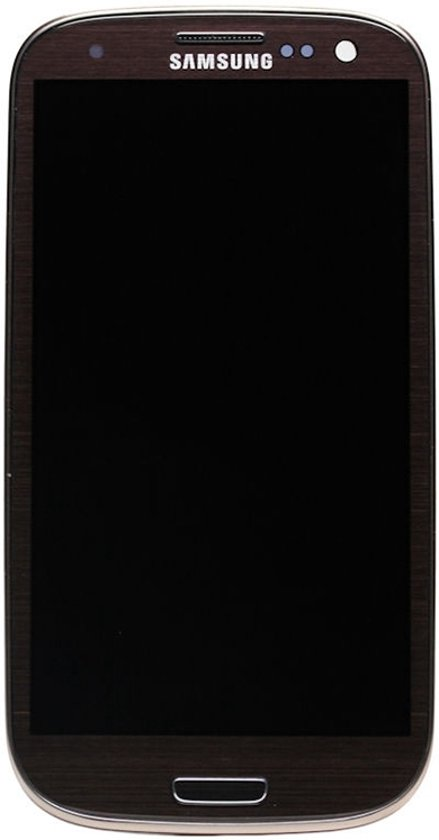 GH97-13630D Samsung LCD-Display incl. Touchscreen Galaxy SIII I9300 Brown