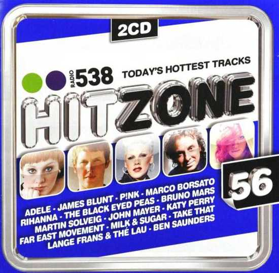 Various Artists - 538 Hitzone 56