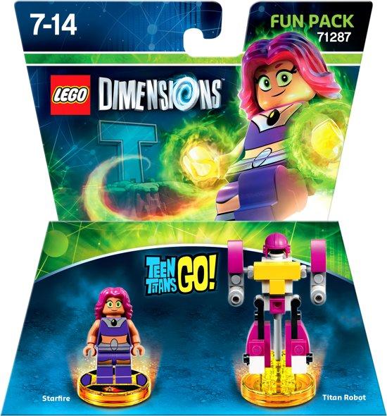LEGO Dimensions - Fun Pack - Teen Titans Go: Starfire (Multiplatform)