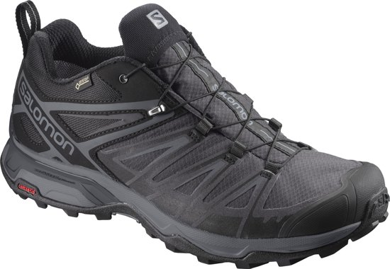 Salomon X ULTRA 3 GTX® Wandelschoenen - Heren - Black / Magnet / Quiet Shade