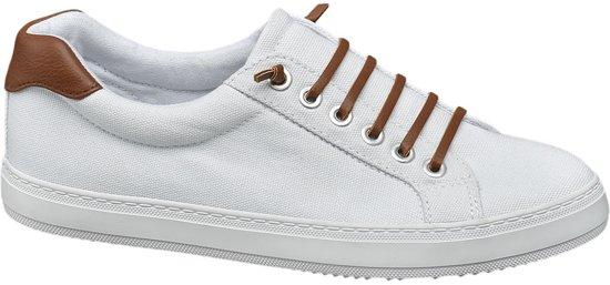 Witte Slip Maat On Sneaker 38 Canvas Vty 1UwxHfd1