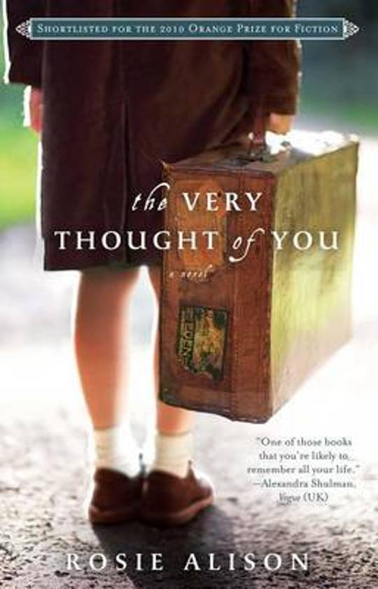 Bolcom The Very Thought Of You Rosie Alison 9781451613971 Boeken
