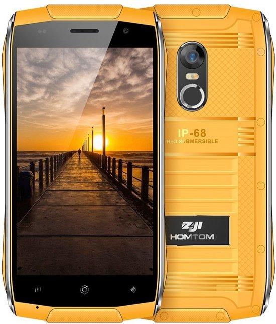 Zoji Z6 4,7 inch Android 6.0 Quad Core 3000mAh 1GB/8GB Oranje