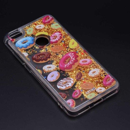 Teleplus Xiaomi Mi Max 2 Liquid Silicone Case Gold hoesje