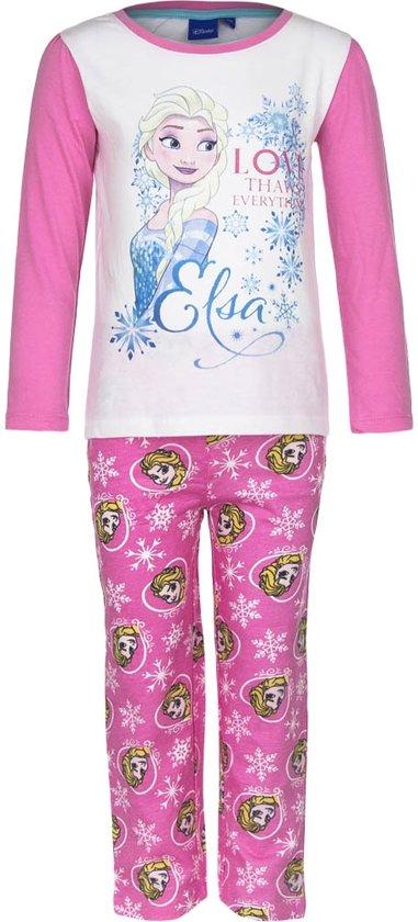 ccb8484cac4 bol.com | Frozen pyjama - maat 128