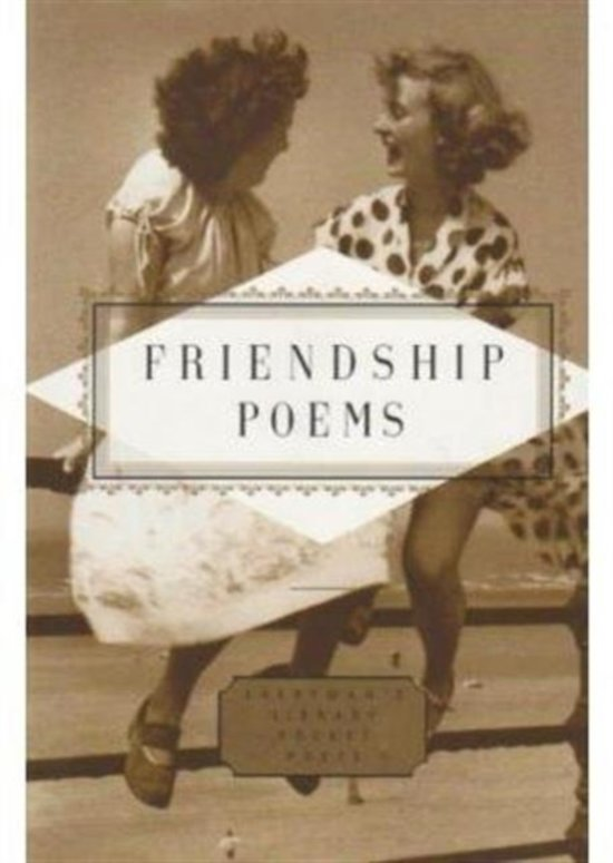 Poems Of Friendship