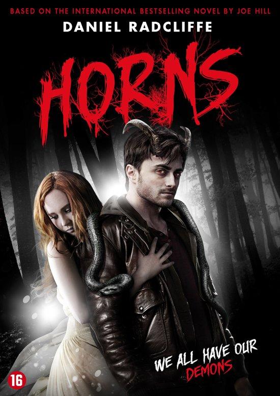 DVD cover van Horns