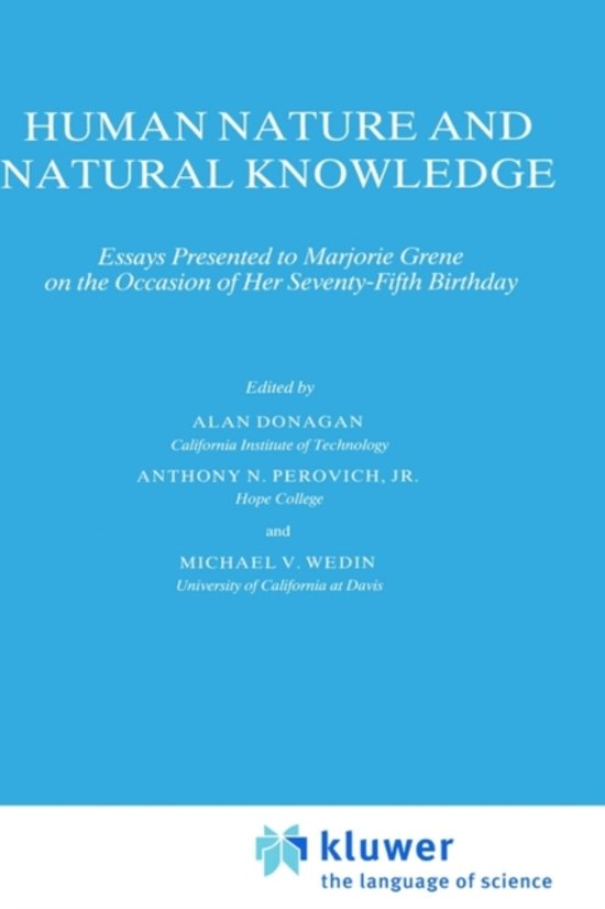 the human nature essay